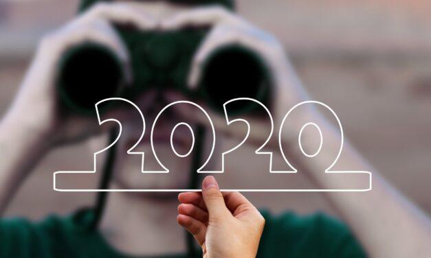 Milyen éved lesz 2020-ban? Rajtad múlik? RAJTAD MÚLIK!